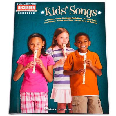 Kids' Songs - Recorder - Hal Leonard - 00710051