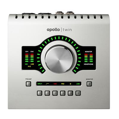 Apollo Twin USB - Universal Audio - APOLLO TWIN DUO USB