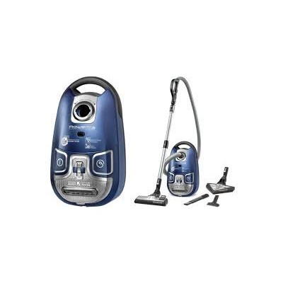 Rowenta Vacuum Cleaner - Canister - Blue