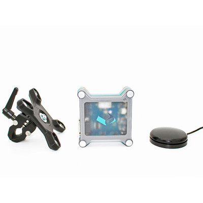 Tecla Switch Kit with Ablenet Buddy Button