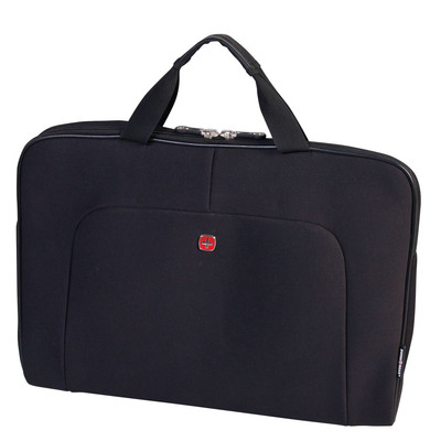 """Swiss Gear 17.3"""" Notebook sleeve with top handle"""