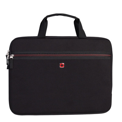 """Swiss Gear 15.6"""" Notebook Sleeve with Top Handle"""