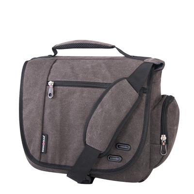 Swiss Gear 16 oz. Canvas Messenger Bag