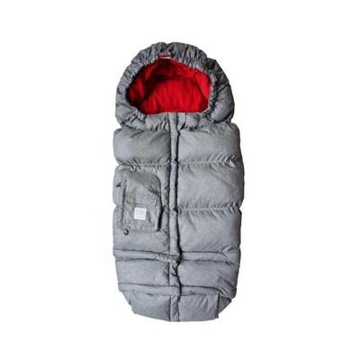 7AM Enfant Blanket 212 - Heather Grey