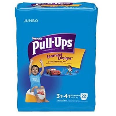 Huggies Pull-Ups Training Pants - Boys