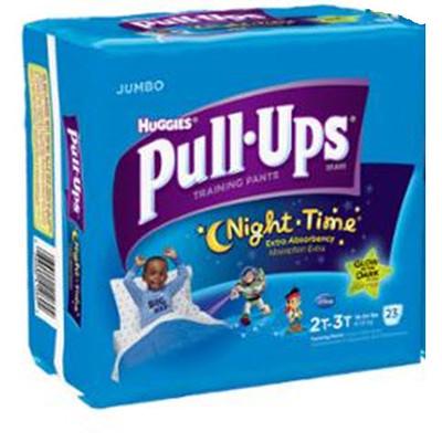 Huggies Pull-Ups Training Pants - Night Time - Boys