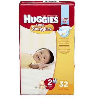 Huggies Little Movers - Jumbo Pack