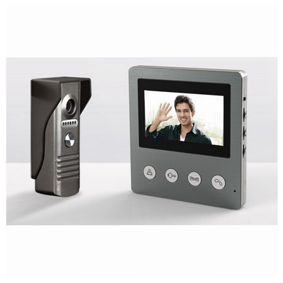 SeqCam 4.3 Inch Video Doorphone SEQ8805