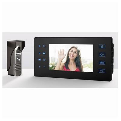 SeqCam 7 Inch Video Doorphone (Touch Pad) SEQ8809