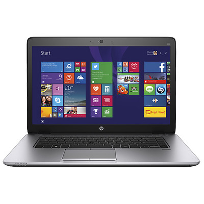 HP EliteBook 850 G2 - Core I5-5300U 15.6 8GB/256 PC (L4A24UT#ABA)