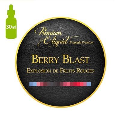 Berry Blast E-Liquid - (10 bottles x 30ml) 0mg Nicotine