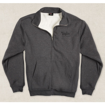Taylor Sherpa Lined Jacket - Charcoal, XXL - Taylor Guitars - Taylorware, Home and Gifts - 39508