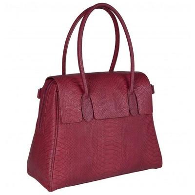 Lassig Brief Red Dragon Bag