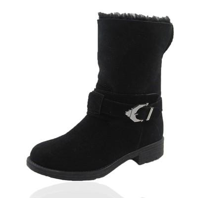 Comfy Moda Women's Winter Boots Australia 100% Genuine Shearling #6-11 in Black