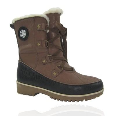 Comfy Moda Women's Winter Boots Buffalo #6-12 in Tan