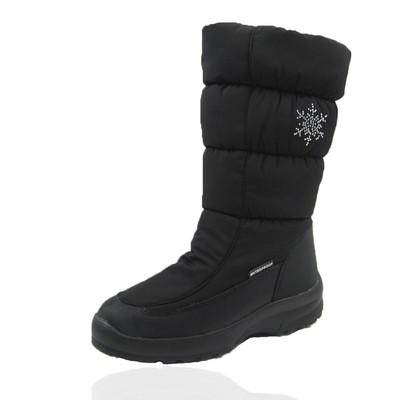 Comfy Moda Women's Winter Boots New York Waterproof #6-11 in Black