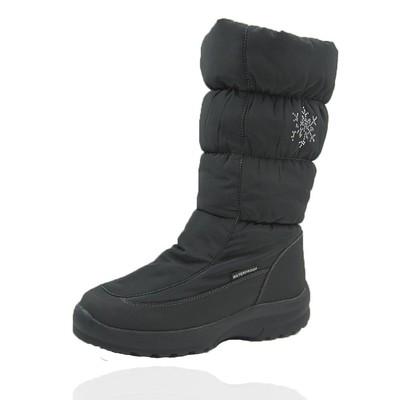 Comfy Moda Women's Winter Boots New York Waterproof #6-11 in Grey