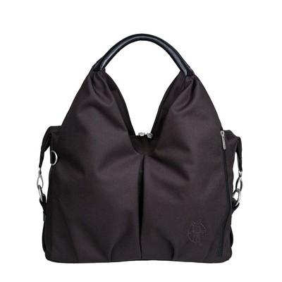 Lassig Neckline Bag - Black