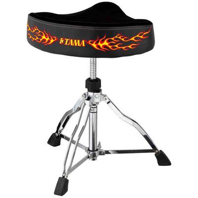 Tama Hot Seat Wide Rider Drum Throne - Cloth Top - Tama - HT530CFE
