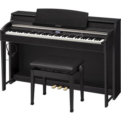 Casio AP-460 CELVIANO Digital Piano - Black - Casio - AP460BK