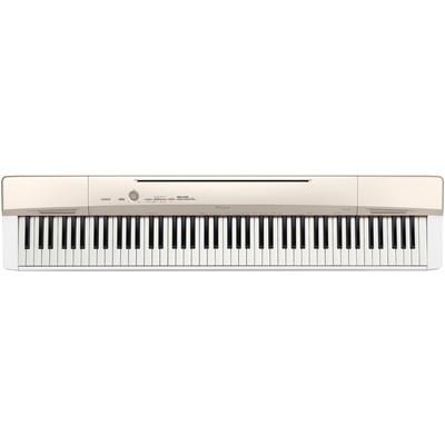 Casio PX-160 Privia Digital Piano - Champagne Gold - Casio - PX160GD