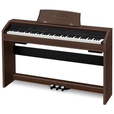 Casio PX-760 Privia Digital Piano - Oak Tone Finish - Casio - PX760BN