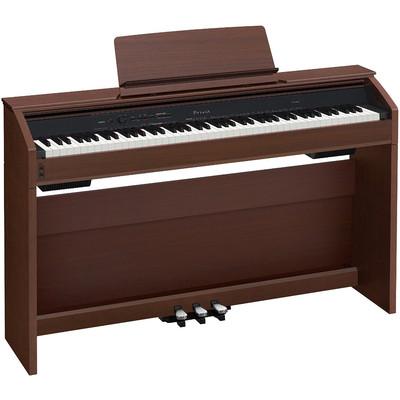 Casio PX-860 Privia Digital Piano - Brown - Casio - PX860BN