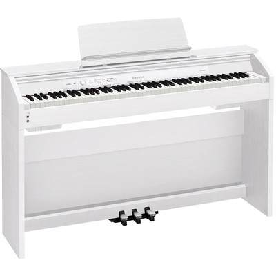 Casio PX-860 Privia Digital Piano - White - Casio - PX860WE