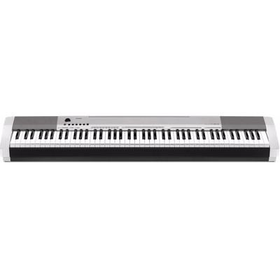 Casio CDP-130 Compact Digital Piano - Silver - Casio - CDP130SR