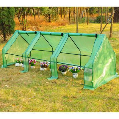 9'x3'x3' Portable Flower Garden Greenhouse