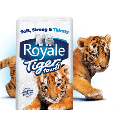 Tiger Paper Towel