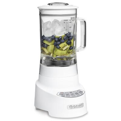 Cuisinart 600 Watt Blender, White (SPB-8C)