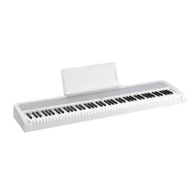 Korg B1 Digital Piano - White - Korg - B1-WH