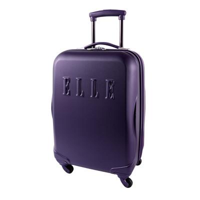 ELLE ABS Hardside Carry-on  Luggage