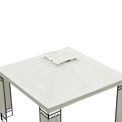 10 x 10ft Replacement Gazebo Canopy Roof Top Cover