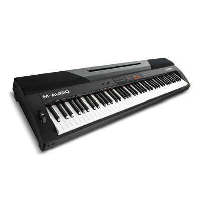 M-Audio Accent 88-Key Digital Piano with Hammer Action - M-Audio - ACCENTXUS