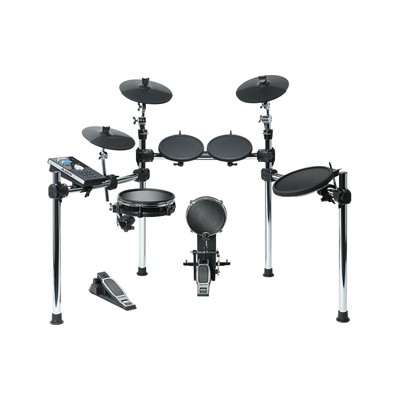 Alesis Command Kit 8 Piece Drum Kit with Mesh Snare/Mesh Kick - Alesis - COMMANDKIT