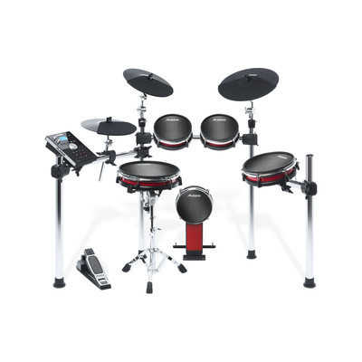 Alesis Crimson Mesh Drum Kit - Alesis - CRIMSONKIT