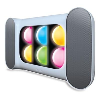 iSound iGlowSound Pro Dancing Light Bluetooth Speaker (845620052714)
