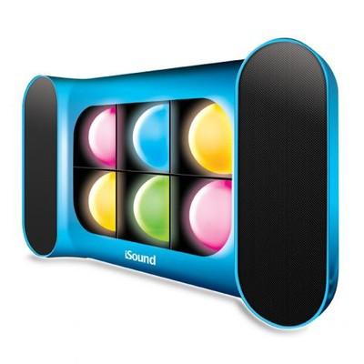 dreamGEAR iGlowSound Pro Bluetooth Wireless Speaker  (845620052592)