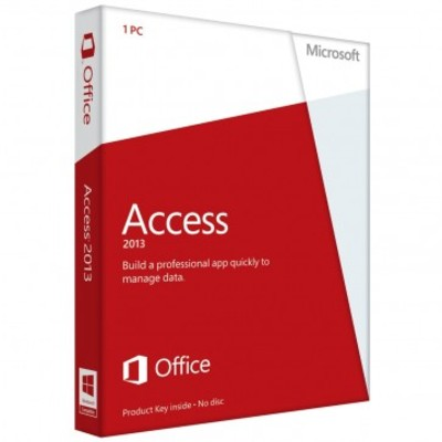 Microsoft Access 2013 Open Business