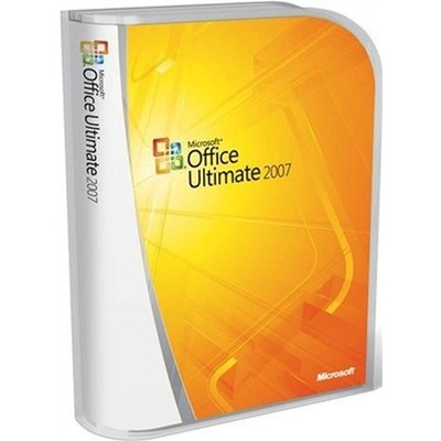 Microsoft Office 2007 Ultimate French
