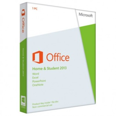 Microsoft Office 2013 Home and Student Key Card French
