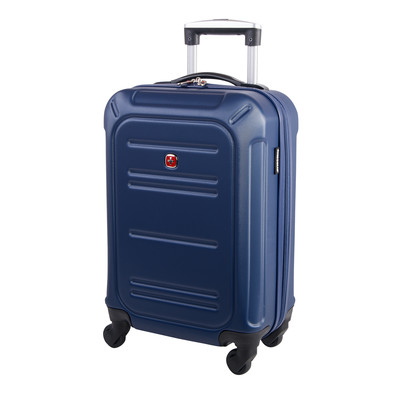 Swiss Gear Turbo Carry-On Hardside Luggage