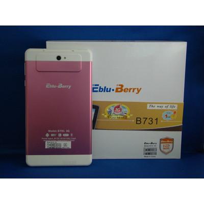 Eblu Berry Dual-Sim Tablet/Phone (Pink)