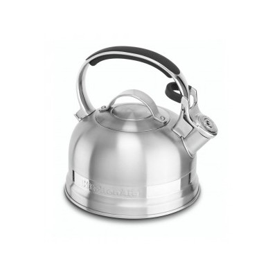 KitchenAid Tea Kettle - Stainless Steel - 2 qt