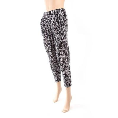 Luxanne Rain Drop Loose Pants Tight Ankle One Size
