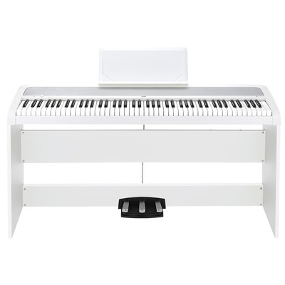 Korg B1SP Digital Piano - White - Korg - B1SP-WH