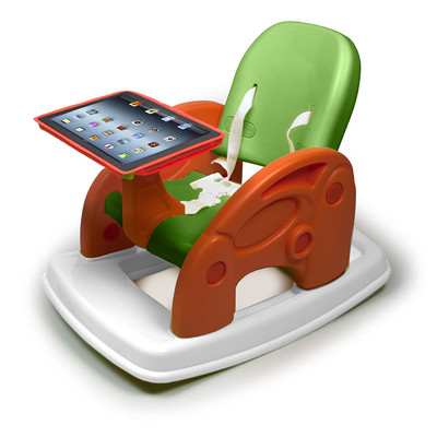 iRocking Playset for iPad with Feeding Tray