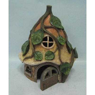 Fairy Garden - Mushroom House with Vines